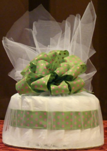 Baby Shower Decorated Cakes front-1075365