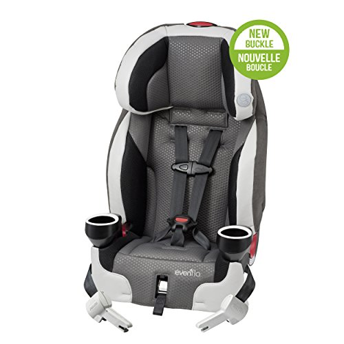 Evenflo Securekid DLX Booster Car Seat, Grayson