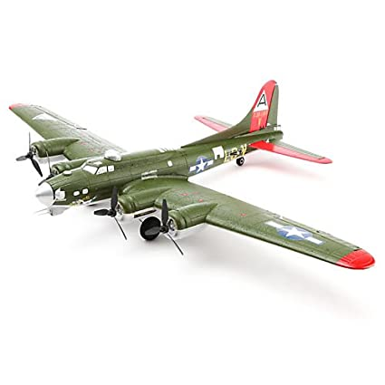 e-flite U5380 Umx B-17g Flying FoRTRess