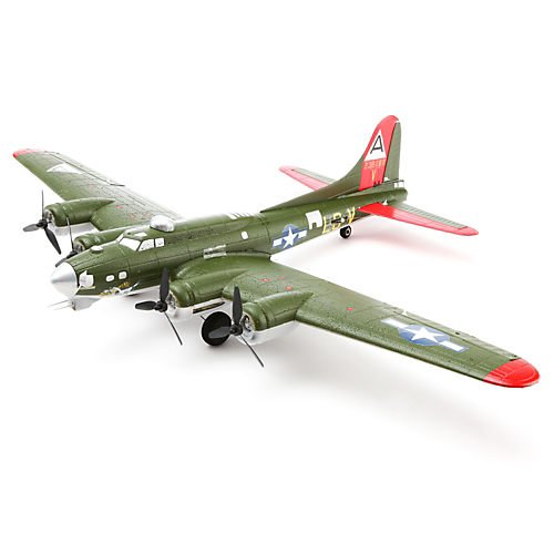 e-flite U5380 Umx B-17g Flying FoRTRess