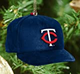 Baseball Cap Ornament-Minnesota Twins