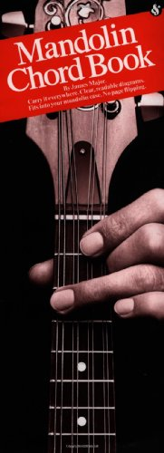 The Mandolin Chord Book: Compact Reference Library