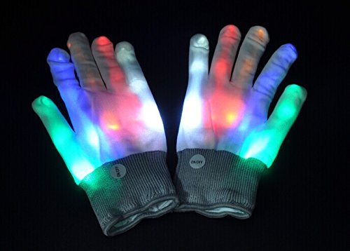 White Flash Glove - 1