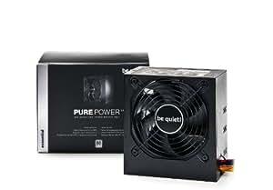 be quiet! Pure Power L7 Alimentation ATX 530W certification 80 Plus