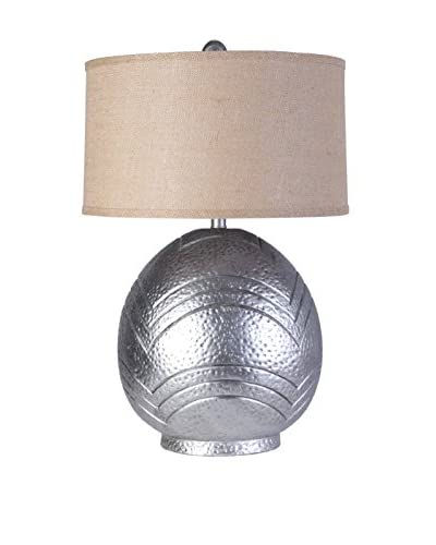 Artistic Weavers Hudson Anderson Table Lamp, Silver