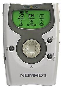 Creative Labs NOMAD II Digital Audio Player