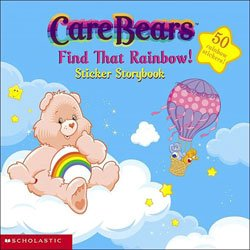 Care Bears Who's Who Sticker Storybook