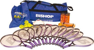 PRIMARY TENNIS COACHING KIT