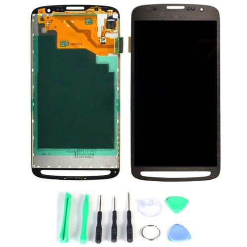Lcd Display Touch Screen Digitizer Assembly For Samsung Galaxy S4 Active I9295 I537 With Free Tools
