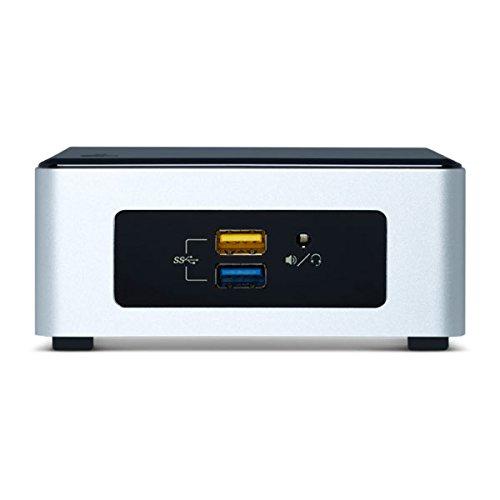 Intel NUC NUC5CPYH, 4K Support via HDMI, Intel HD Graphics, SATA3 for 2.5-Inch HDD/SSD BOXNUC5CPYH