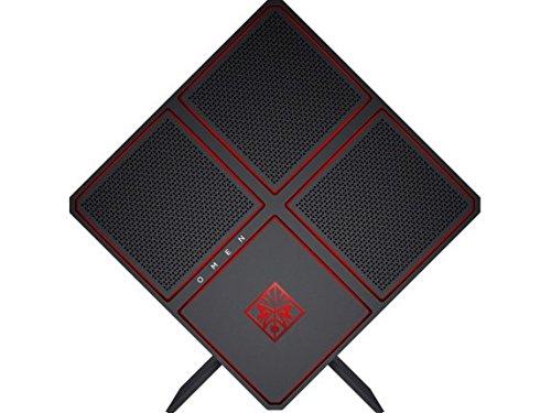 HP OMEN X Desktop - Omen 900 High Performance Premium VR ready Gaming Desktop PC ( Intel i7 Quad-core, 64GB RAM, 3TB HDD+1TB SSD, NVIDIA GeForce GTX 1080, Blu-ray, Liquid Cooling, Win 10 Pro) (Quad Gaming compare prices)