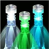 Set of 6 LED Sound Sensor Bottle Tops only $2 Each!