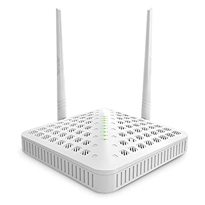 Tenda F1201 AC1200 1200Mbps Dual Band Concurrent WIFI Broadband Router and Wireless Range Extender