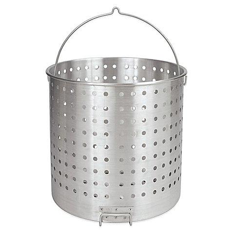 Bayou Classic 80 qt. Aluminium Full-Size Basket