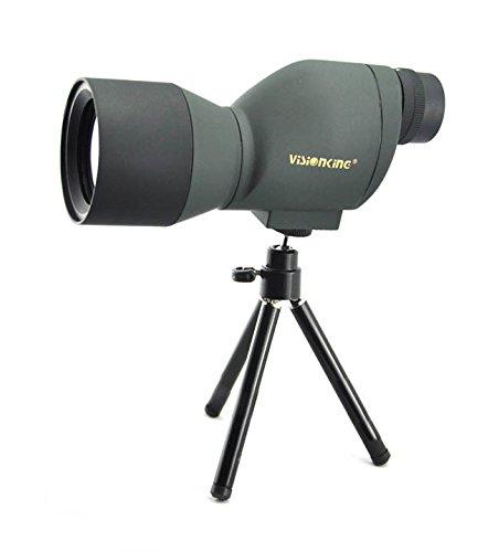 Hfire Visionking 20X50 Min Spotting Scope Fully Multi-Coated Waterproof Monocular Telescopes