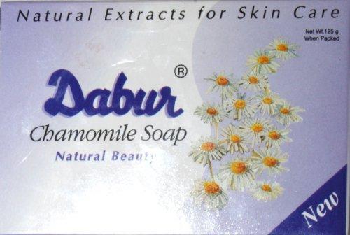Dabur Chamomile Soap 4.4 Oz
