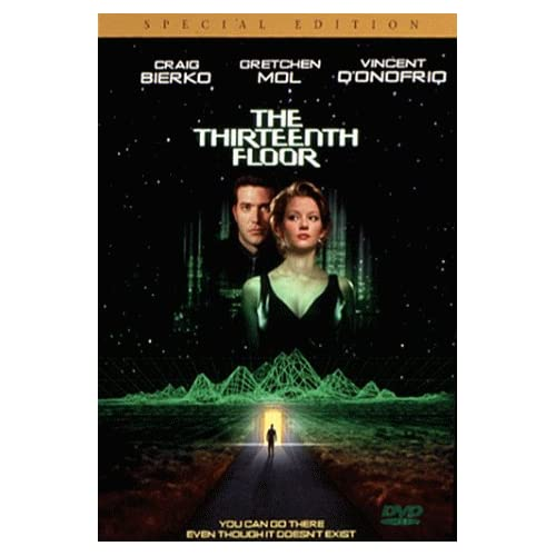 The thirteenth floor a j ent dvd review j ent j for 13 floor film