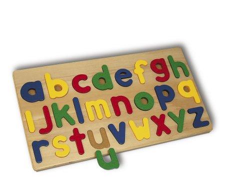 Cheap TAG Toys Alphabet Puzzle- Lower Case (B000BT5DPM)