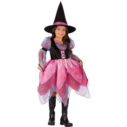 Wonderful Witch Costume Toddler Girl