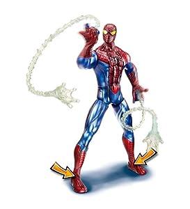 The Amazing Spiderman Web Battlers Spiderman Slashing Whip
