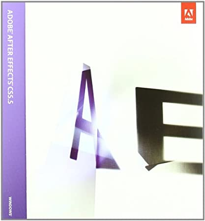 Adobe CS 5.5 After Effects (PC)