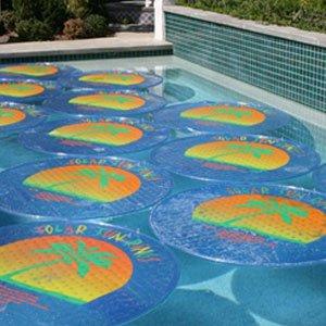 Solar Sun Rings - Solar Pool Heater