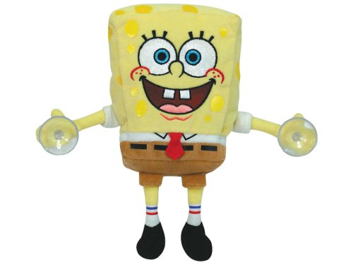 Ty Spongebob Squarepants Beanie Baby SpongeBob SquarePants (Stuck On You)