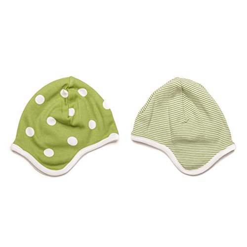 organic-spotty-or-stripy-green-bonnet-6-12-months