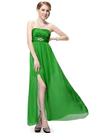 HE09698GR10, Green, 8US, Ever Pretty Best Seller Dresses For Womens Party 09698