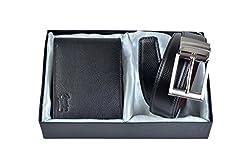 SCHARF Belt Wallet Combo Set CBW04A