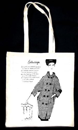 Balenciaga Cocoon Coat Tote BAG