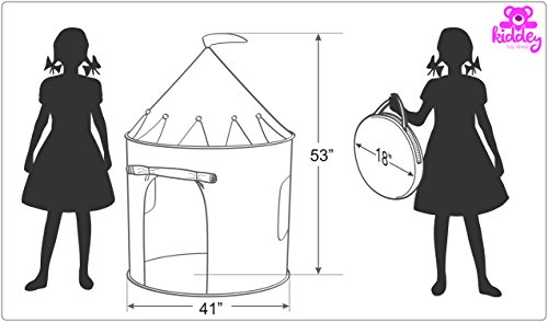 etna fairy tale tent instructions