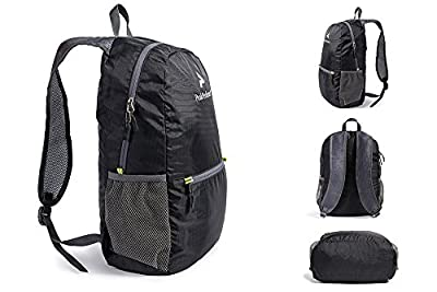 Lightweight Backpack for Travel, Camping, Hiking, School, Gym, Sports/ Men & Women Packable Daypack
