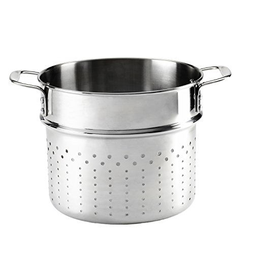 Calphalon 6-Quart Stainless Steel Pasta Insert (Calphalon Insert compare prices)