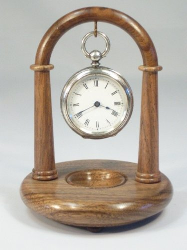 MF-A31-English Walnut - Max diameter of watch 4cm