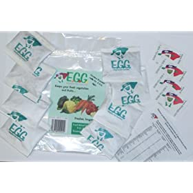 The EGG (Ethylene Gas Guardian) Refill Packages - One Year