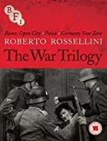 Rossellini Collection - The War Trilogy - Subtitled