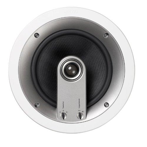 Jamo Ic608 8-Inch 2-Way In-Ceiling Speakers