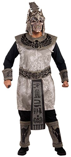Forum Novelties Men's Egyptian Skull Warrior Costume and Mask
