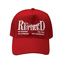 Big Mouth Toys Retired Baseball Cap by Big Mouth Toys