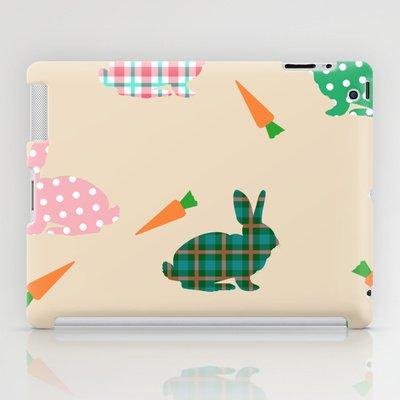 Society6 - Rabbits Ipad Case By Vitamin