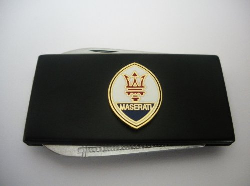 Money Clip With Knife
