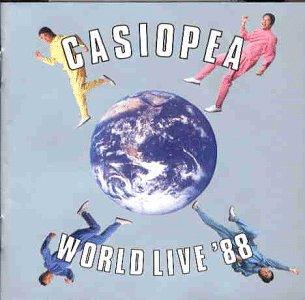 Casiopea - World Live