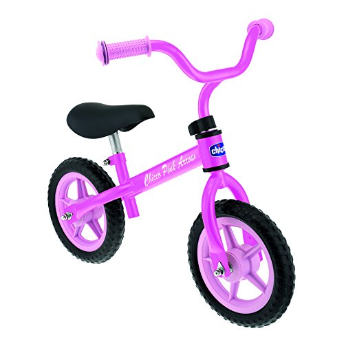 Chicco 17161 - Pink Arrow, Prima Bicicletta