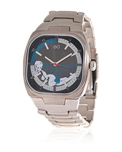 PLAYBOY Reloj de cuarzo Man PB0299BK 41.0 mm