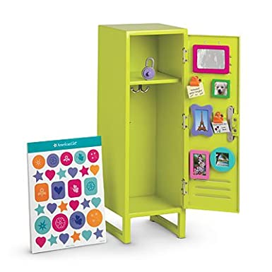 American Girl Doll locker