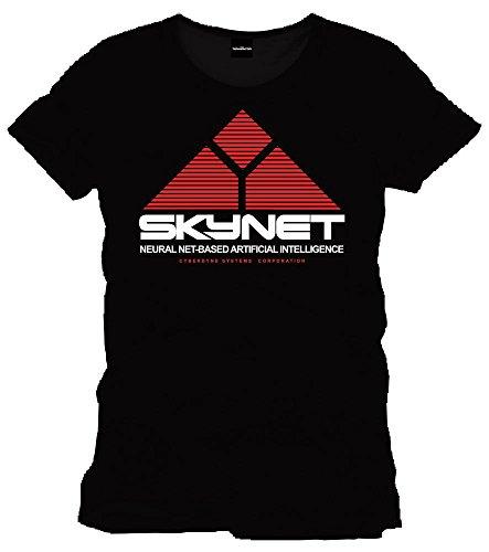 Terminator Maglietta Maglia T Shirt Skynet Size XL CODI