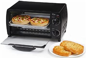 Maxi Matic Elite Cuisine 4 Slice Toaster Oven Broiler Special Offers