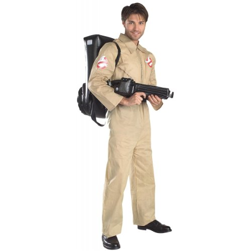 Ghostbusters Costume - Standard - Chest Size 40-44