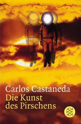 Buchseite und Rezensionen zu 'Die Kunst des Pirschens' von Carlos Castaneda